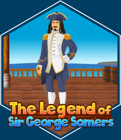 The Legend of Sir George Somers
